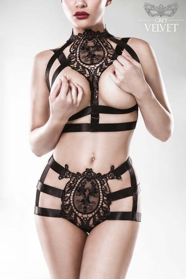 2-teiliges Harness-Set von Grey Velvet
