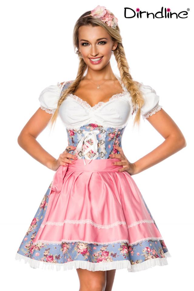 Premium Dirndl with Blouse