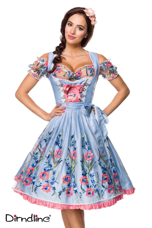 Romantic Dirndl with Blouse